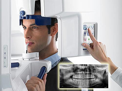 dental digital radiography