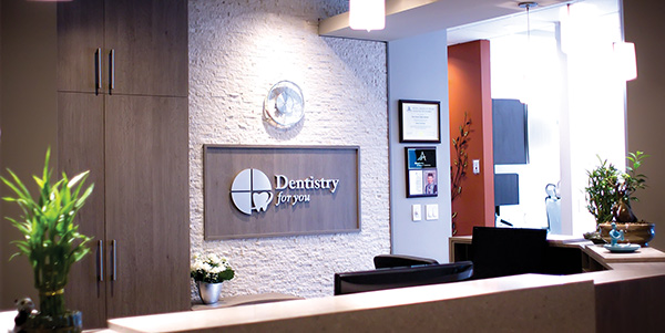 dentistry for you office