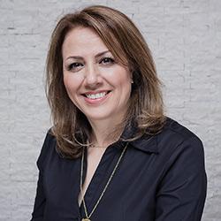 Giti Ahmadaeh Account Manager, Head of Administration