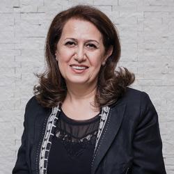 Soheyla Ghavami Office Manager